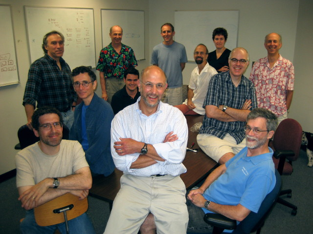 The Staff of Virtual Ubiquity