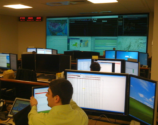 EnerNOC's Network Operations Center