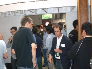 Y Combinator Demo Day Networking