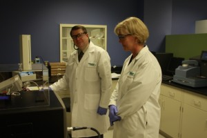 New Laboratory Space at Boston-Power