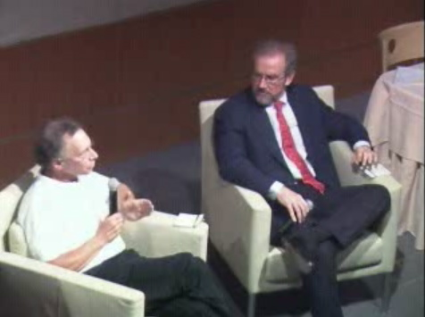 Bob Langer of MIT and Terry McGuire of Polaris Venture Partners