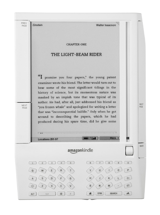 The Original Kindle, from Amazon