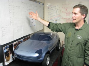 Local Motors CEO and co-founder Jay Rogers