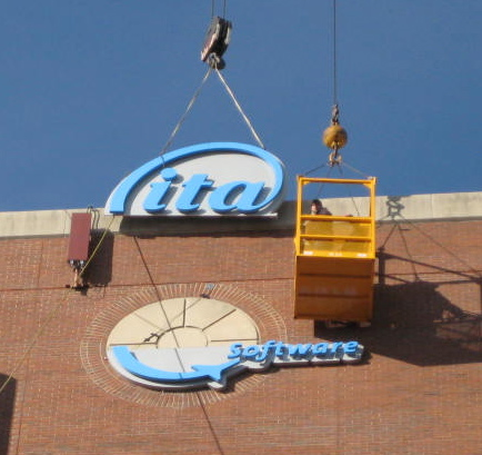 Installing the new ITA Software Sign