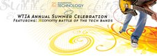 WTIA Summer Celebration Featuring the Xconomy Battle of the Tech Bands