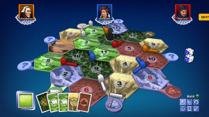 Big Huge Games' Xbox Live Arcade version of Settlers of Catan