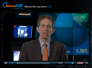 Akamai President and CEO Paul Sagan