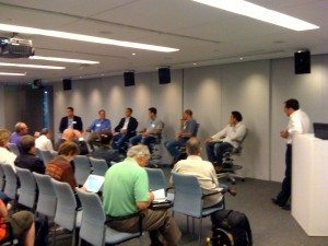 Seed stage investing panel at Angel Boot Camp