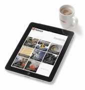 Flipboard on the Apple iPad