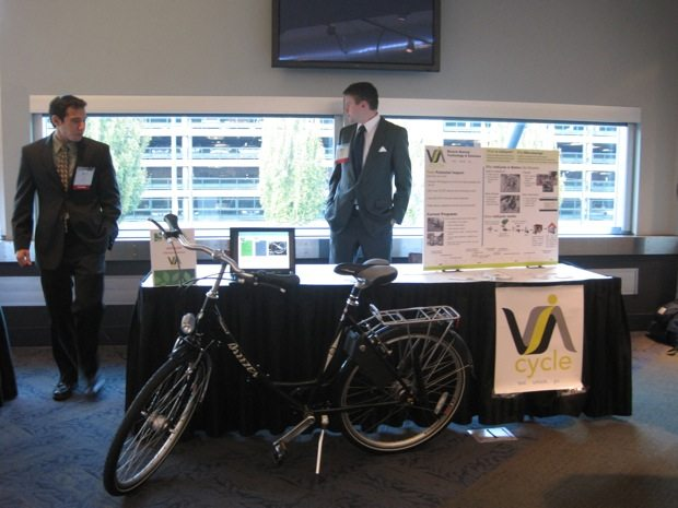 viaCycle, 2010 NW Cleantech Open