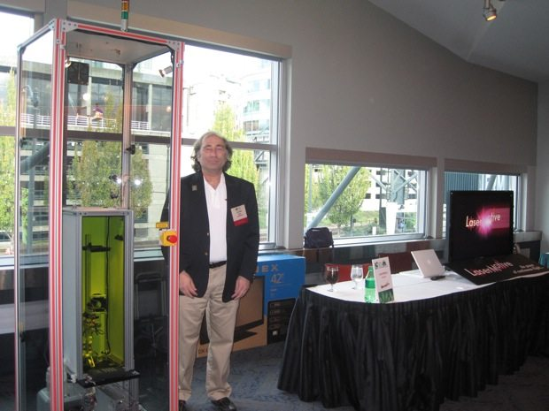 LaserMotive, 2010 NW Cleantech Open