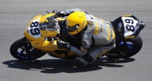 Chip Yates on electric superbike