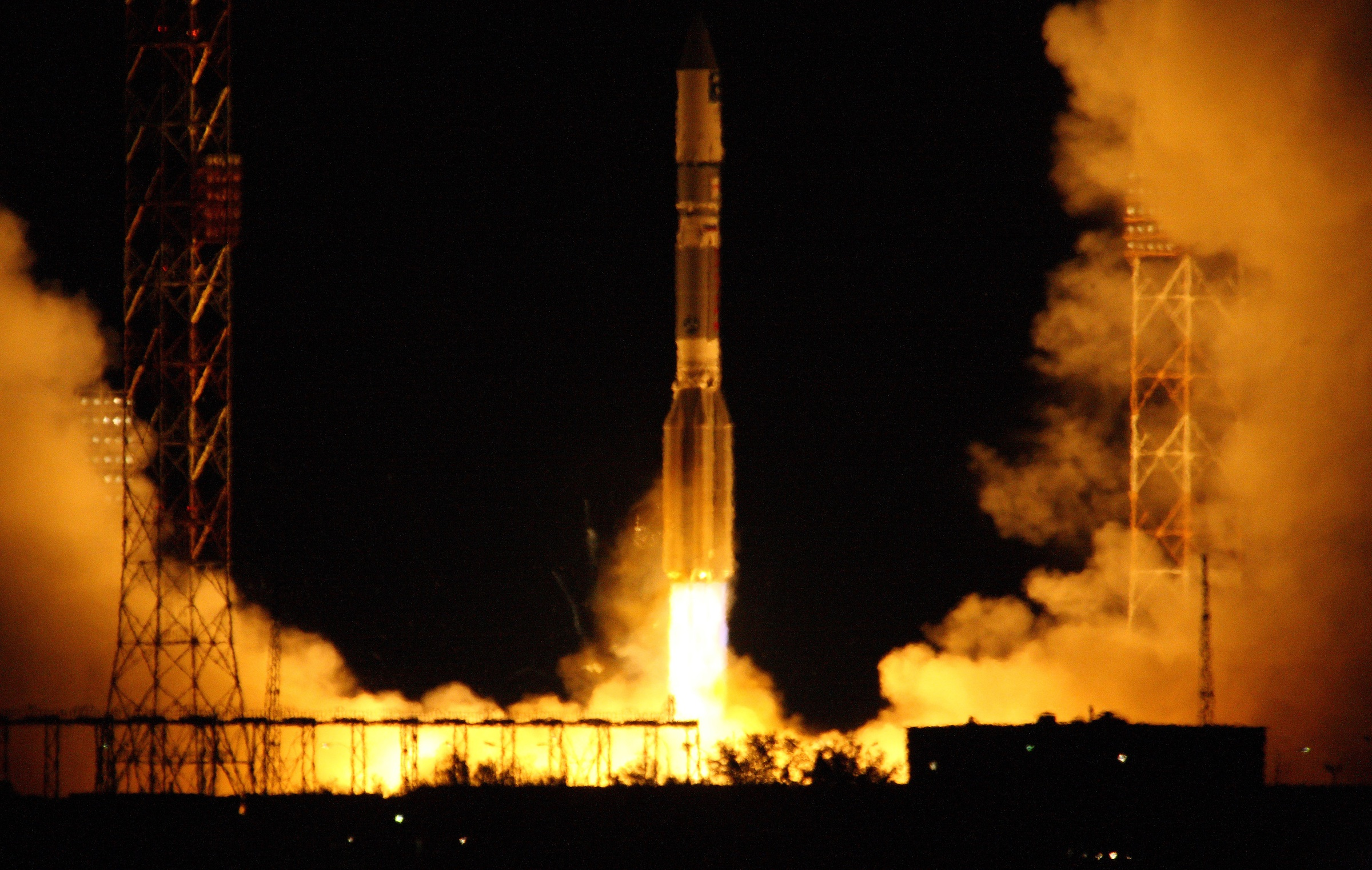 ViaSat-1 launch (courtesy of ViaSat)