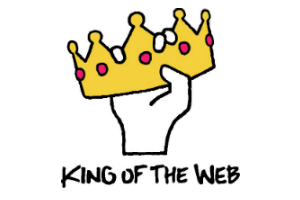 King of the Web Logo