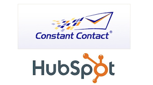 Constant Contact and HubSpot