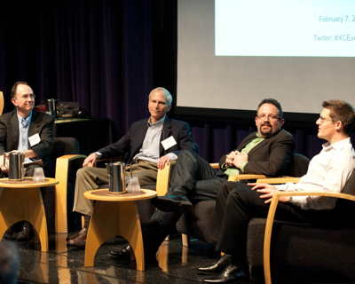 Xconomy Xchange: The 100-Year Company -- An Evening with Evernote, Morgenthaler, and Sequoia