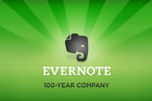 Evernote: The 100-Year Company