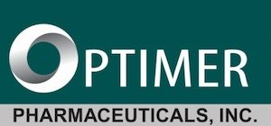 OPTIMER PHARMACEUTICALS LOGO