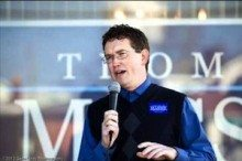From MIT Entrepreneur to Tea Party Leader: The Thomas Massie Story
