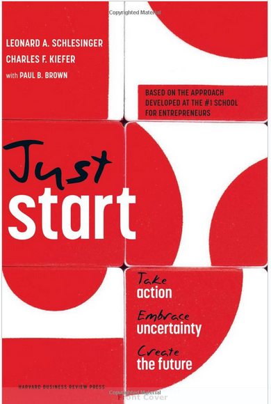 Just Start cover