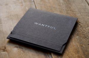 Wantful's Gift Book Mailer