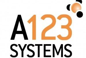 A123 Systems 300 x 200