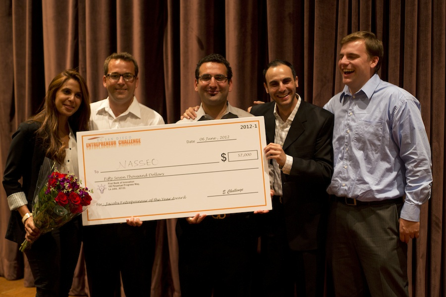 Dental Implant Startup Wins Top Prize at UCSD Entrepreneur Challenge