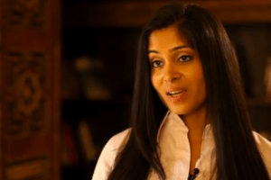 Pooja Sankar, founder and CEO of Piazza