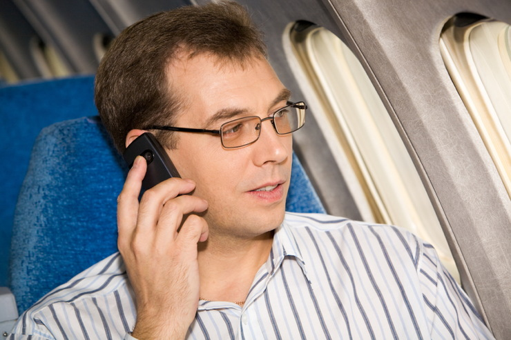 Phones on Flights: The New Mobile Madness