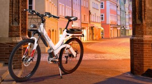 Evelo electric bicycle