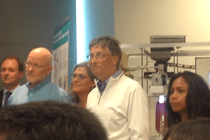 Bill Gates Turns His Attention, and Money, to Toilet Innovation