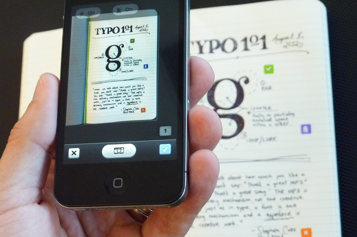 Xconomy: Moleskine Goes Digital: The Story Behind Evernote's