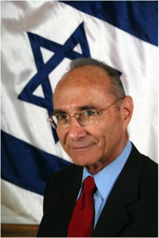 Uzi Landau, Israel's Minister of Energy and Water