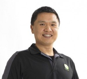 Charles Huang is co-founder and CEO of Green Throttle Games