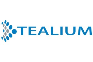Tealium logo, analytics, tag management