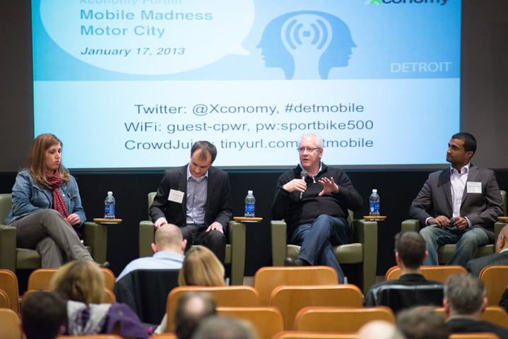 Xconomy Forum: Mobile Madness Motor City thumbnail
