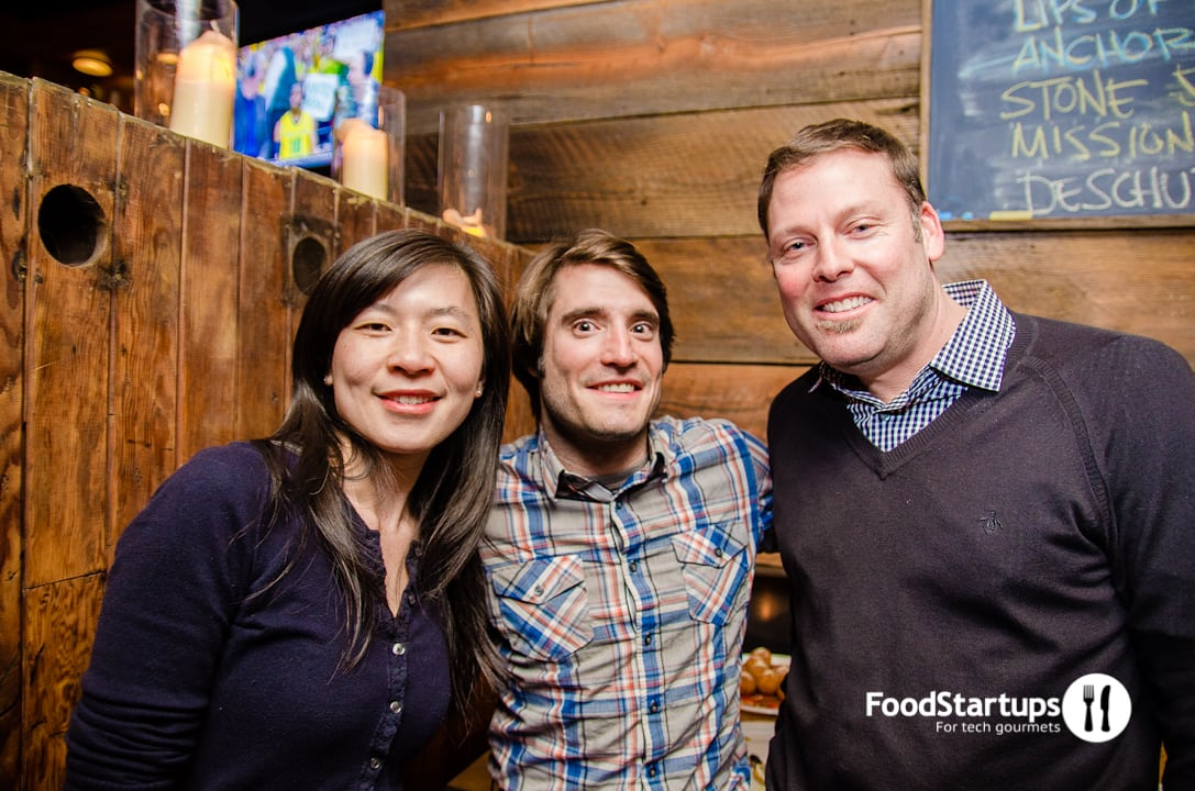 Joyce Guan, Tim West, and Todd Eichler