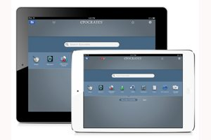Epocrates' new tablet app on the iPad 2 and the iPad mini