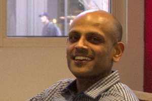 Jay Parikh, vice president of infrastructure engineering at Facebook