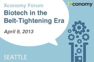 "Join Us at ""Biotech in the Belt-Tightening Era"" April 9 in Seattle"