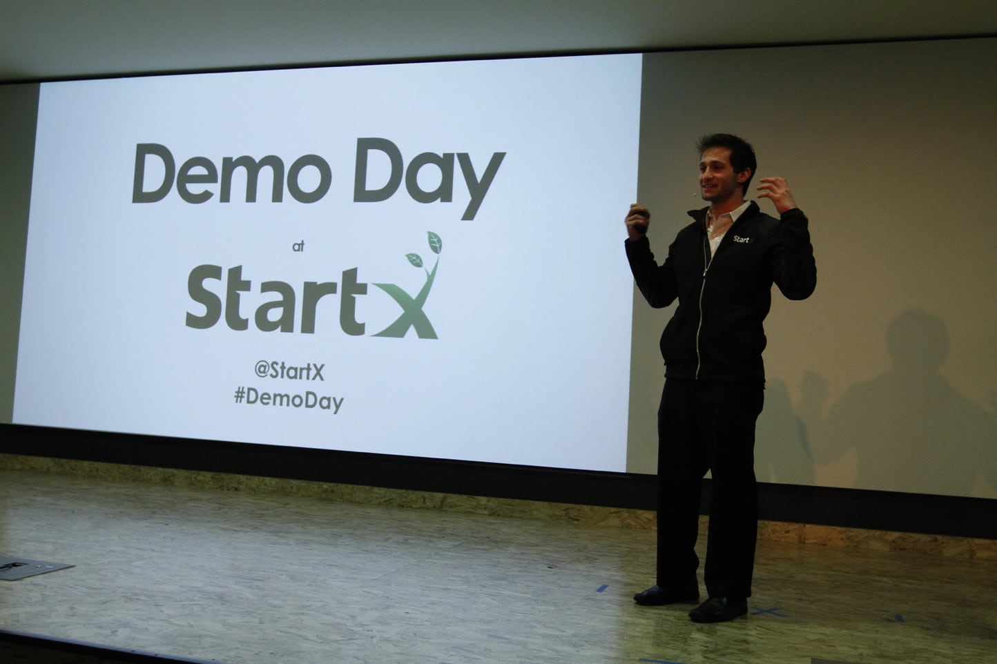 Welcome to StartX Demo Day