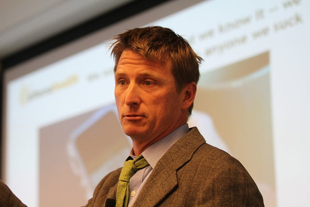 Athenahealth CEO Jonathan Bush Steps Down as Company Considers Sale