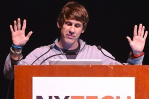 Dennis Crowley at NYTM