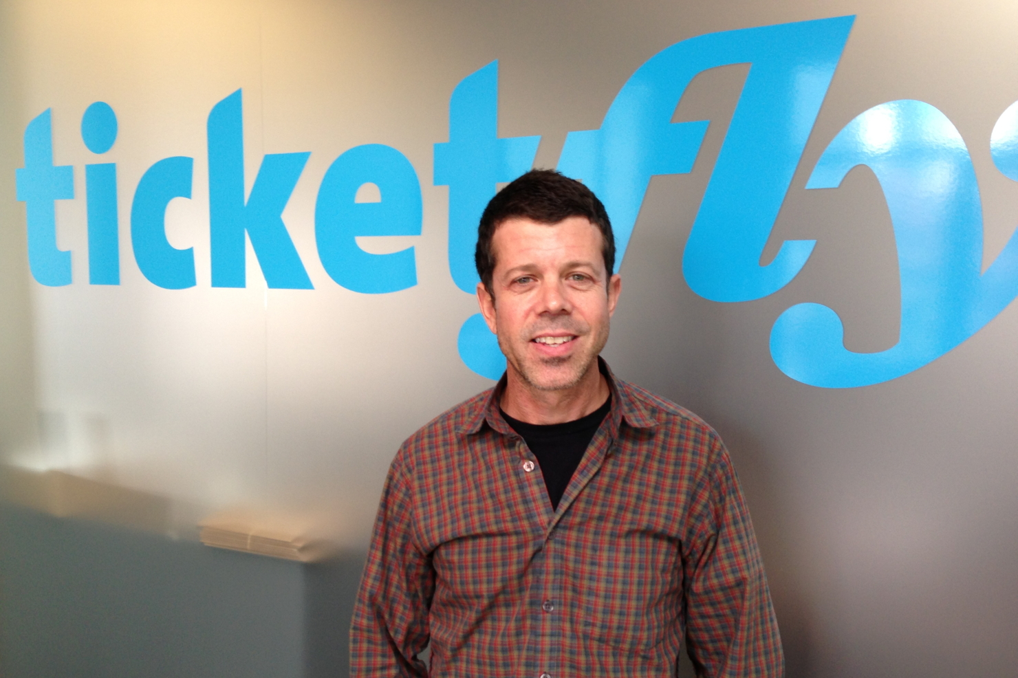 Andrew Dreskin, co-founder and CEO of Ticketfly