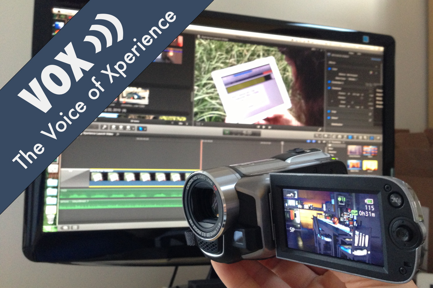 VOX - The Voice of Xperience. When iMovie Isn't Enough, Amateur Video Producers Can Go Pro