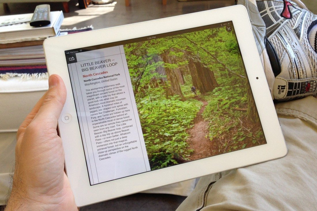 Flowboard App Is Platform For 'Touch Publishing' on iPad