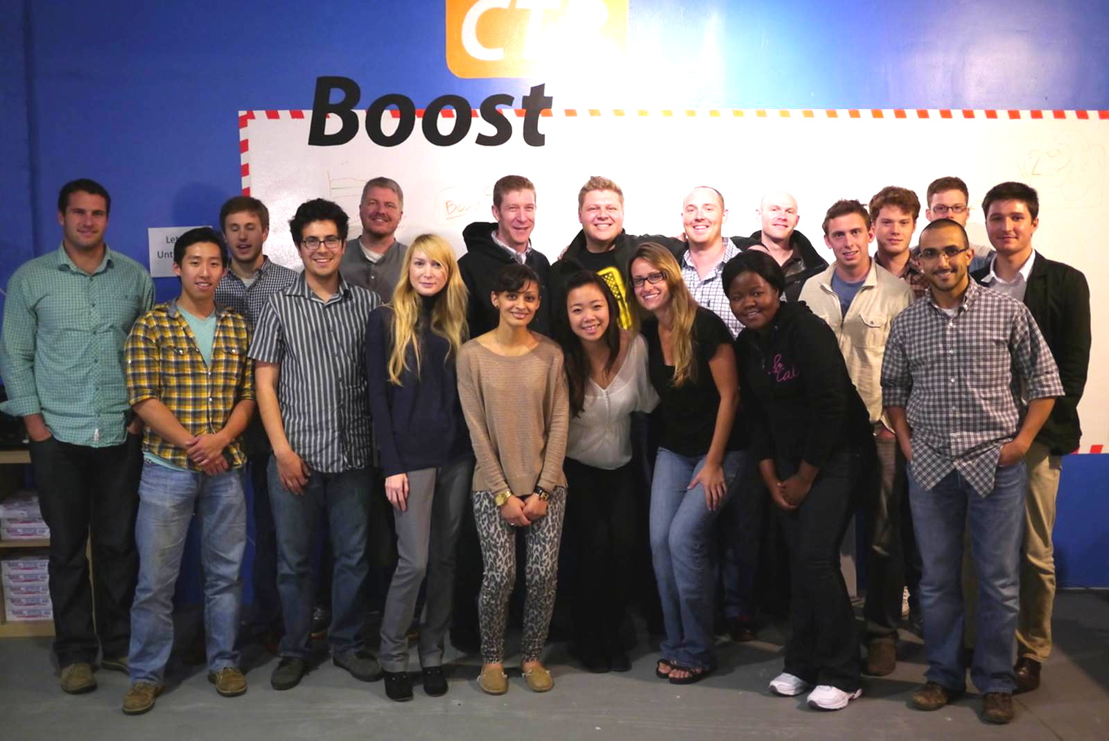 BoostCTR Group Picture
