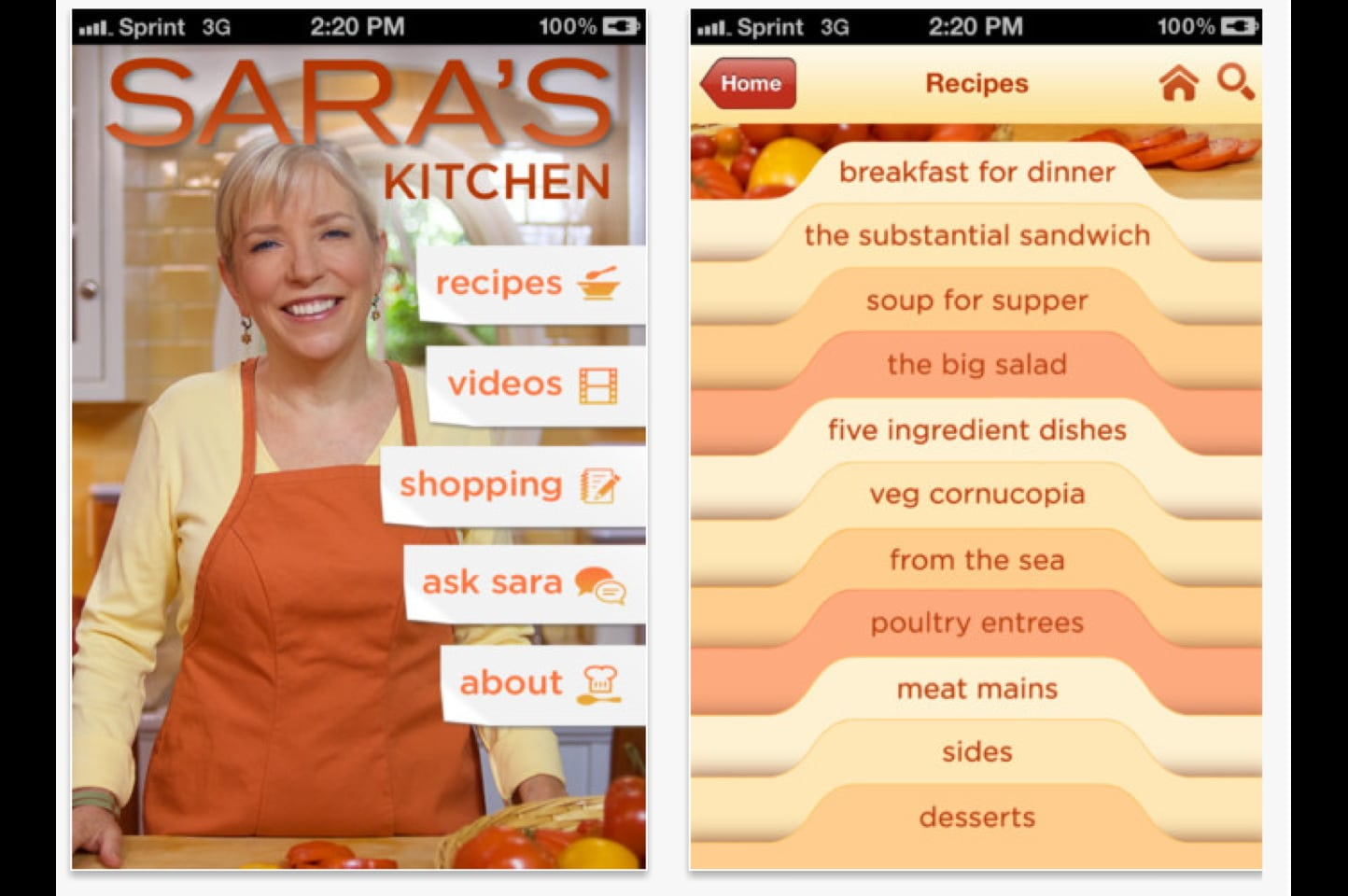 Sara S Kitchen Meal Delivery Service