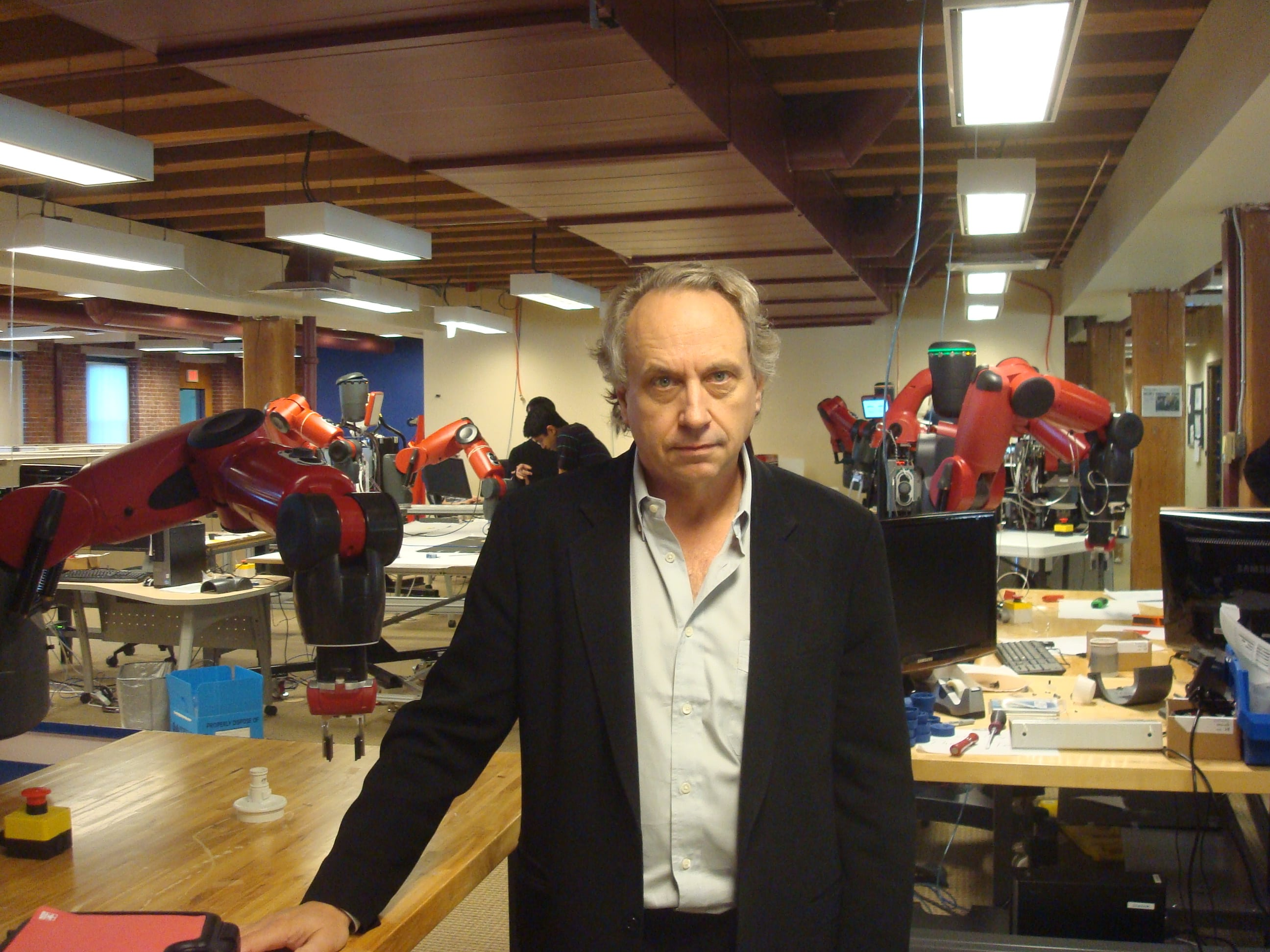 Rodney Brooks (Rethink Robotics) thumbnail