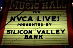 NVCA Live! Presented by Silicon Valley Bank